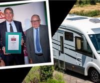 Gran Bretagna: Mobilvetta vince il Motorhome Design Award 2020