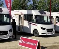 """Autostar: lo specialista del motorhome """"made in France� ora anche in Italia"""