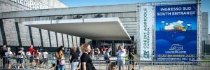 Il Salone del Camper è partito: tanto pubblico, tanto da vedere, e in sicurezza