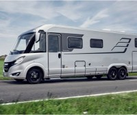 German Innovation Award per l'Hymer VisionVenture e il B-Klasse MasterLine I 880