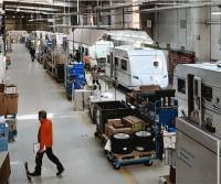 Riavvio: Knaus Tabbert riprende la produzione in Germania dopo settimane di chiusura