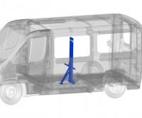 CTA: kit standard di sistemi di ancoraggio delle cinture di sicurezza